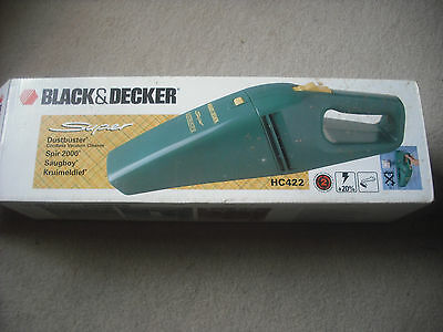 Black and Decker Dustbuster Cordless Vacuum Cleaner