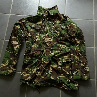British Army Rip Stop DPM Camo Field Jacket