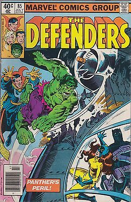 The Defenders #85 Marvel 1980