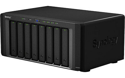 Synology DiskStation DS1815+ 32 To - disques serveurs