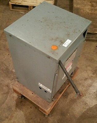 "Square D 15T6H 15 kVa Transformer ""SHIPPING AVAILABLE"" #1631W"