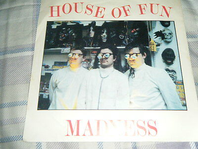 Madness - House Of Fun - Mod / Ska / 80's / Scooters