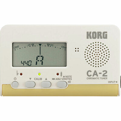 Korg CA2 Chromatic Tuner Multi-Instrument Guitar Bass Violin