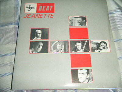 The Bea T - Jeanette   - Mod / Ska / 80's / Scooters