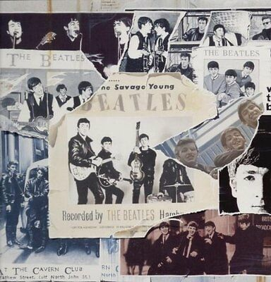 THE BEATLES Anthology 1 Triple 3 x VINYL LP 1995 Fold Out Sleeve NEW & SEALED