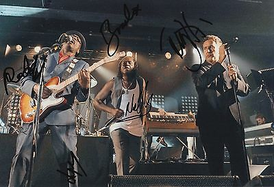 The Specials Hand Signed 12x8 Photo Too Much Too Young Terry Hall 1.