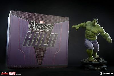 Marvel Avengers Age of Ultron Hulk Maquette Statue Sideshow