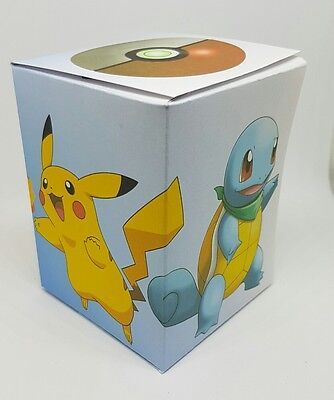 Pokemon small party bags / cup cake boxes / sweet boxes for party favours
