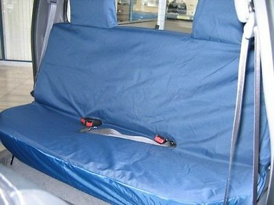 Town & Country - Blue  FRRBLU Ford Ranger Rear New Seat Cover