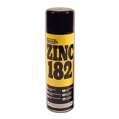 Isopon Zinc 182 Anti-rust Primer Paint-Spray Primers Car Maintenance Bod  - 450m
