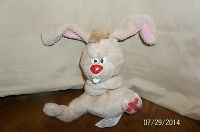 The Ideal Factory Meanies Rabbit Plush 1998