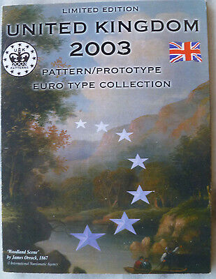 Coffret ESSAI -- UNITED KINGDOM 2003