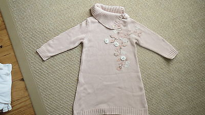 robe hiver fille taille 3 ans TBE