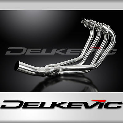 Manifold Header Exhaust Stainless Steel Downpipes Honda CB750F Super Sport 77 78