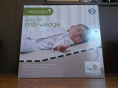 DexBaby Foldable Safe Lift Universal Crib Wedge