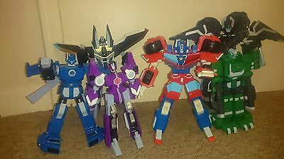 Dragon force combiner
