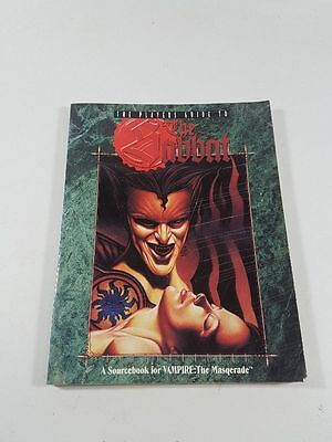 Vampire : The Masquerade  Die Maskerade Players Guide to the Sabbat