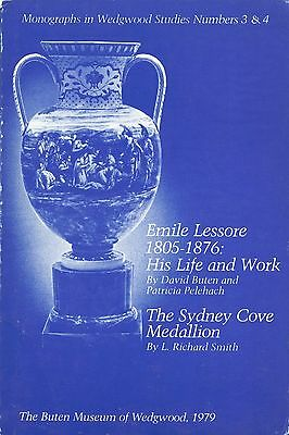 Wedgwood Artist Emile Lessore - Life and Work / Scarce Book