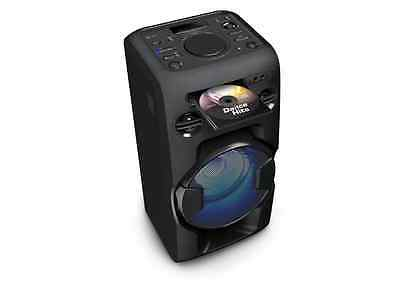 New Sony Mhcv11 High Power Home Audio System With Bluetooth