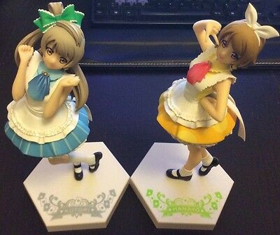 Kotori and Hanayo Love Live 2 Figures Set - Shipping from the UK