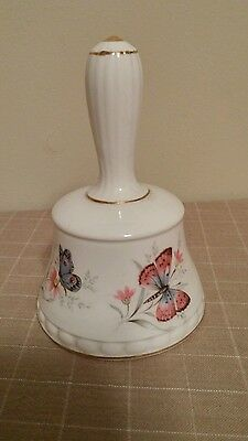 Butterfly Bell Queens Fine Bone China Rosina