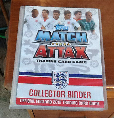Match Attax 130+Cards +Inserts And Rare Cards With Album