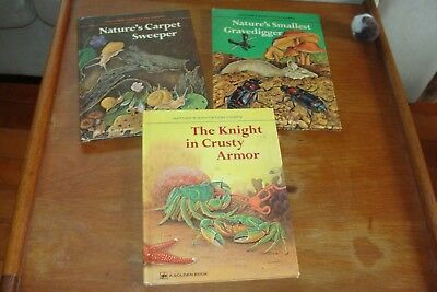THE KNIGHT IN CRUSTY ARMOR A Golden Book HC 1974 1st Edition