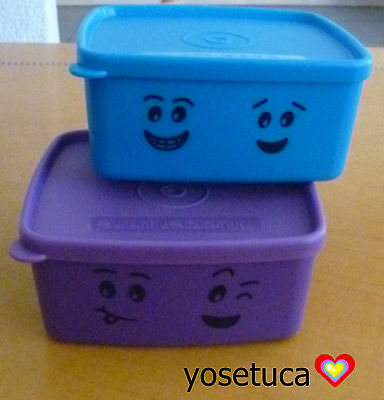 Tupperware Mood Free Shipping New Set 2:  Keeper Container 3 1/2 cups.