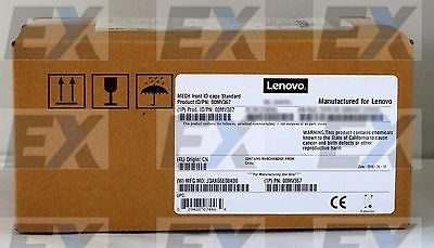 00MV367 - System x3550 M5 front IO cage Standard Lenovo Brand NEW