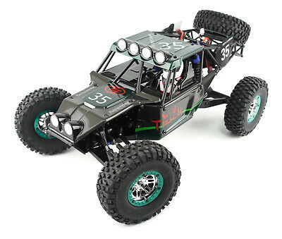 RC 4WD Rock Crawler Monster Truck 1:10th 2.4GHz Digital Proportion Control WLtoy
