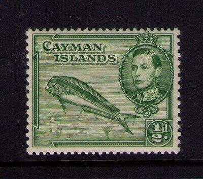 CAYMAN ISLANDS STAMP SC# 101 Var. Unlisted Perf. 13x12 MH