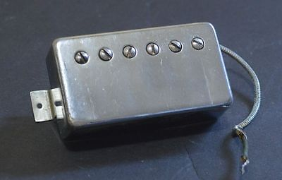 Vintage 1980 Gibson Les Paul T-Top Humbucker Pickup Patent Number Mar 14 1980