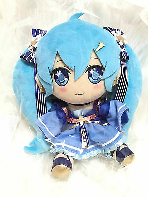 ❤ Snow Miku 2017 Twinkle Snow Plush Doll Sapporo Snow festival Limited Hatsune ❤