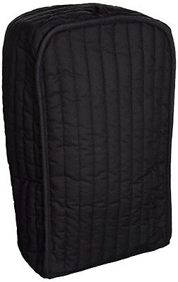 Ritz Quilted Mixer/Coffee Machine Cover,  Black