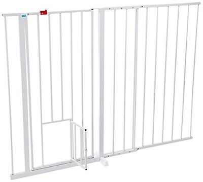 Carlson Doors Maxi Extra Tall Pet Gate, Expands 51-59 Inches Wide