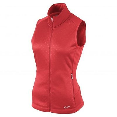 Authentic Nike Golf Women's Thermal Vest Size Small Style 483706-619