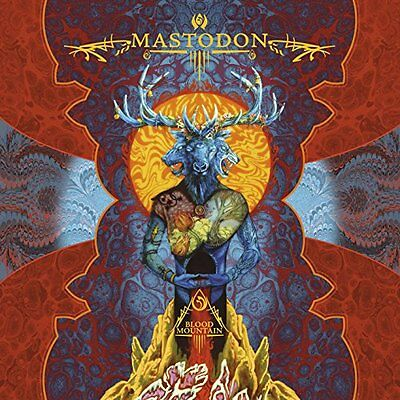 /22891552/ Mastodon - Blood Mountain [1  x  LP Vinilo] Warner Nuevo
