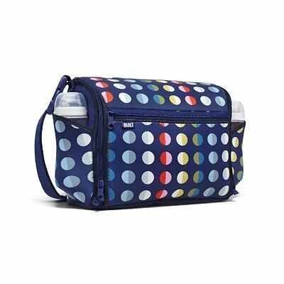 Built Diaper Bags The Station Convertible Diaper Bag, Baby Dot Number 9 New Free