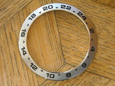 Used Genuine ROLEX BEZEL for EXPLORER II  16550 service replacement.