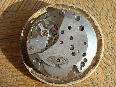 JUNGHANS movement cal.620.50 for parts