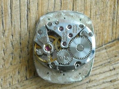 CERTINA movement  Cal. 13-22 for parts.