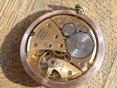 FONTAINEMELON FHF movement cal. 72 for parts