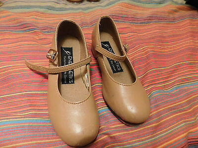 energetiks tap shoes childs 10