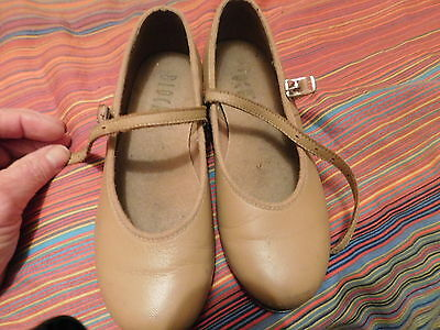 childs tap shoes Bloch size 13