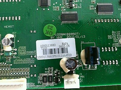 Horizon Fitness Treadmill Upper Control Board Part 1000113880 Replacement Parts