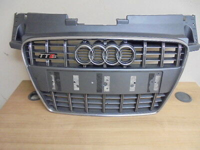 Audi TTS Front Grill Inc TTS Badge Mk2 2008 genuine oem