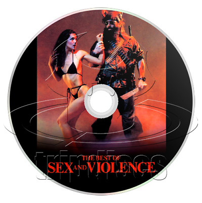 The Best of Sex and Violence (1982) Documentary, Comedy, Horror Movie on DVD