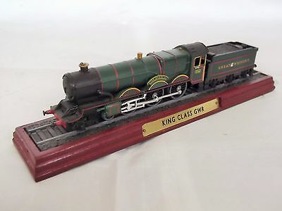 Collectors Scale Model King Class GWR Legendary Locomative