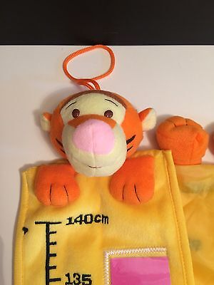 Tigger Plush Photo Holder Height Chart
