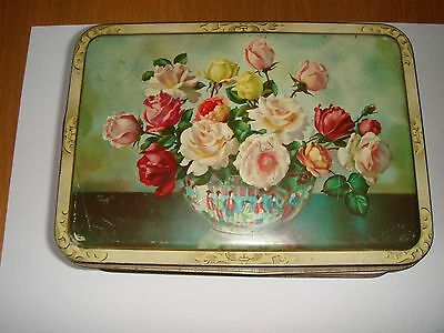 Vintage Gray & Dunn biscuit tin from 1950s/1960s?